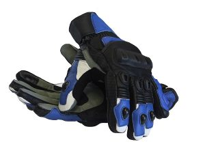 Gloves MG251 TPU Blue Gloves MG251 TPU Blue Gloves