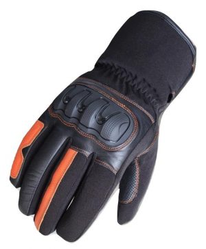 Sportbike Gloves Orange MG258 Gloves Orange MG258 Gloves